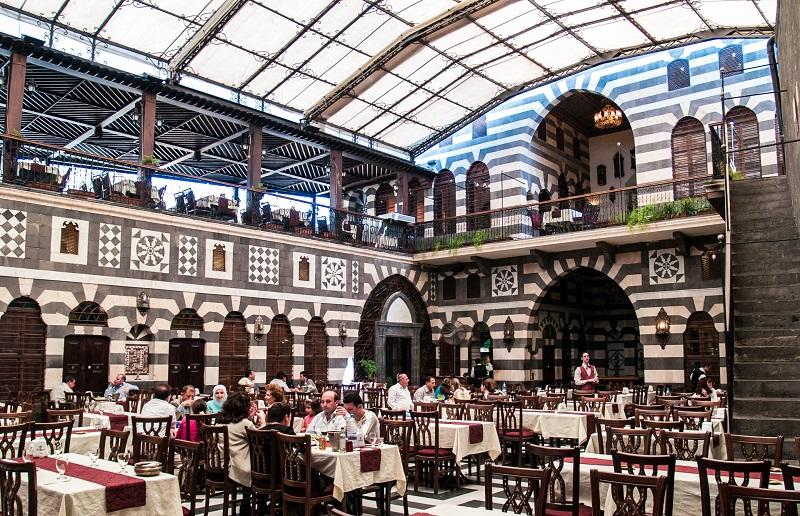 beit al-agha restaurant