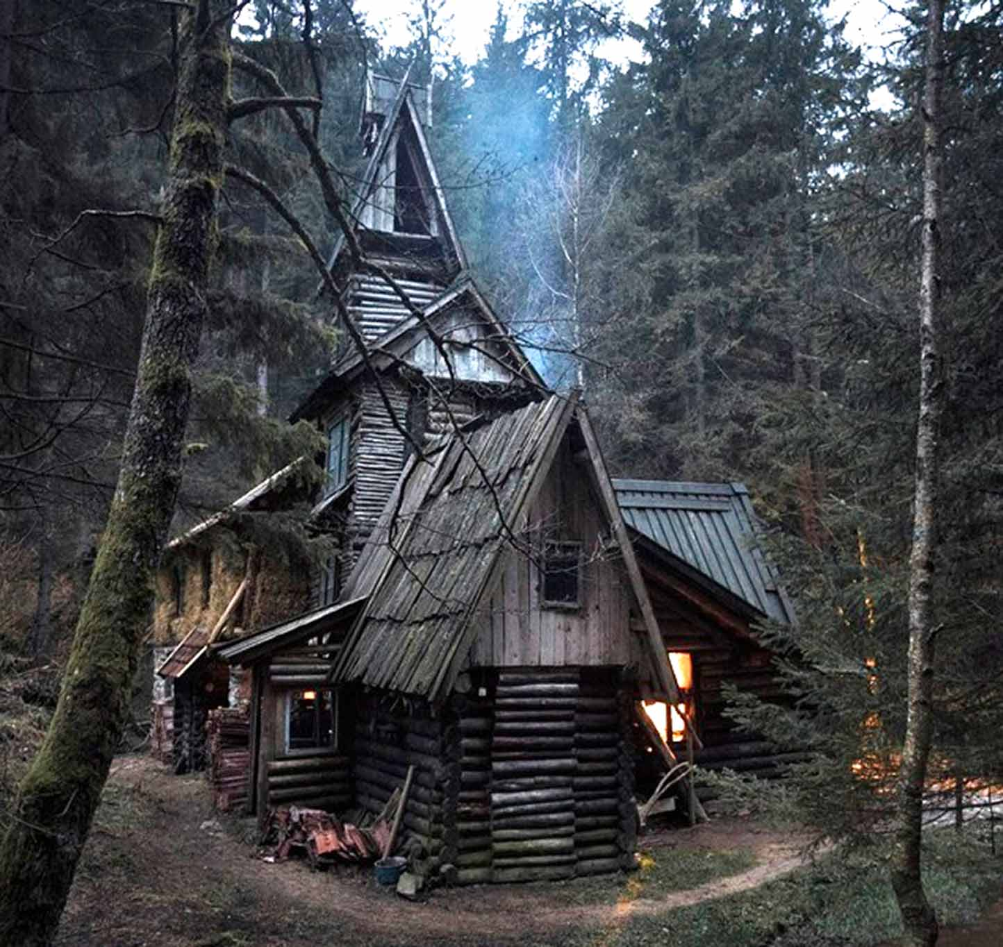 cabane magique bosnie