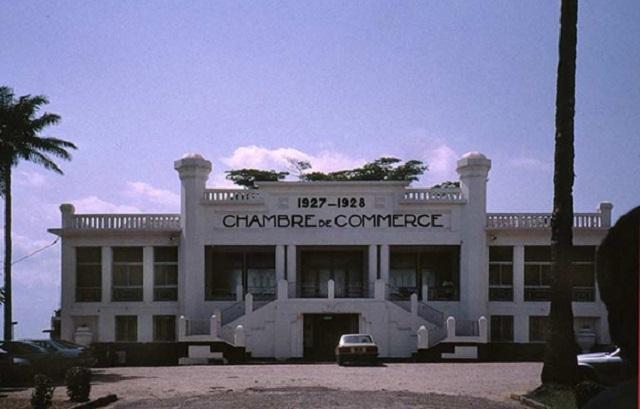 architecture coloniale au cameroun