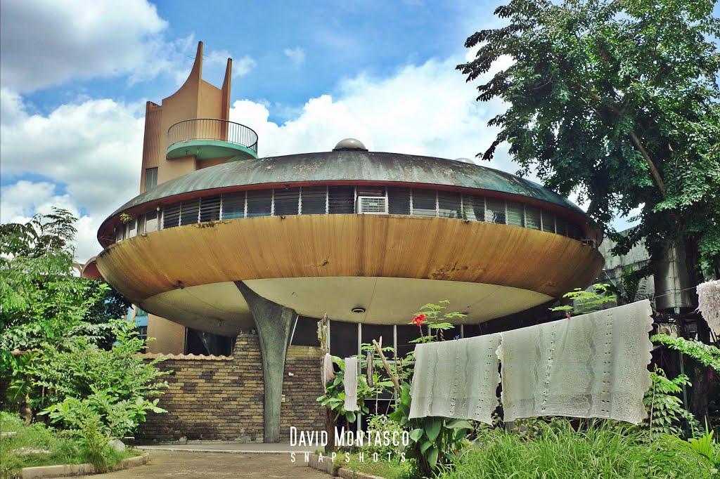 maison bizarre phillipines