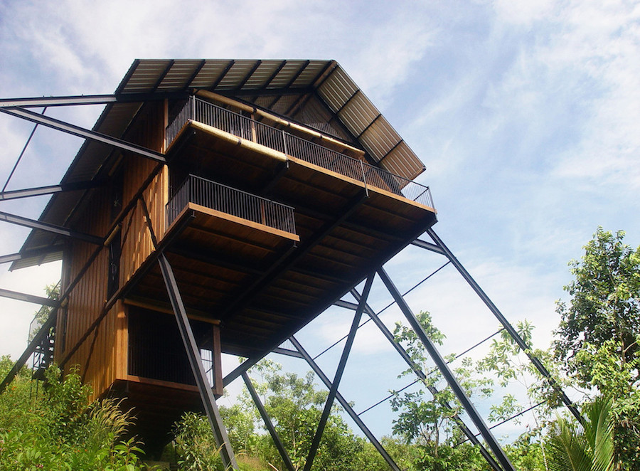 maison bois colombo sri lanka