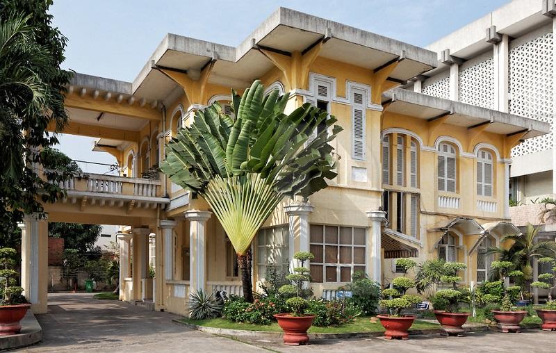 maison coloniale vietnam