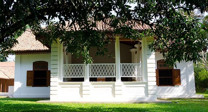 Les maisons coloniales au sri lanka