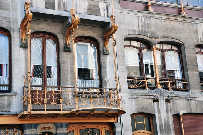 maison horta en belgique