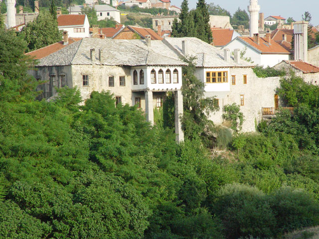 maison ottomane mostar