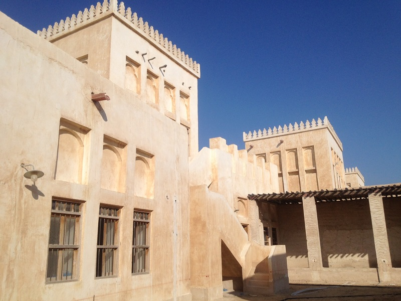 maison traditionnelle Al Wakrah