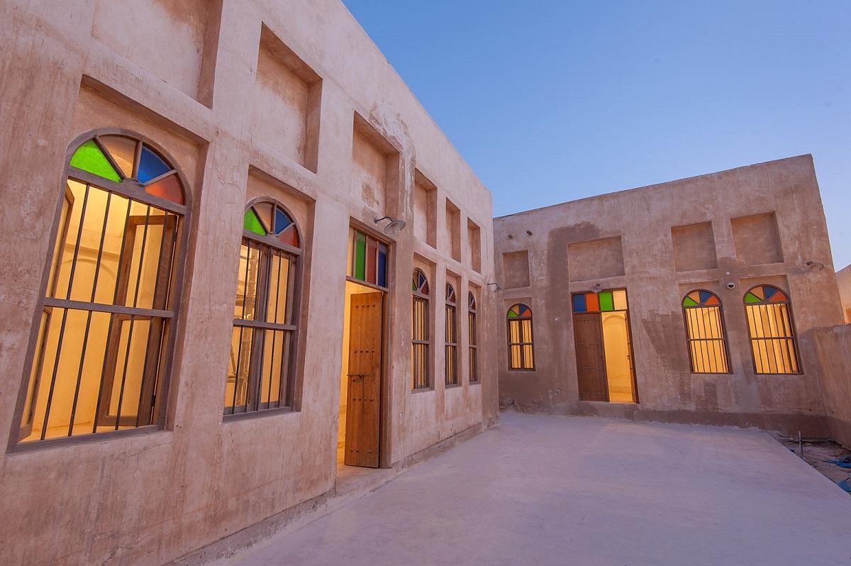 maisons traditionnelles Al Wakrah