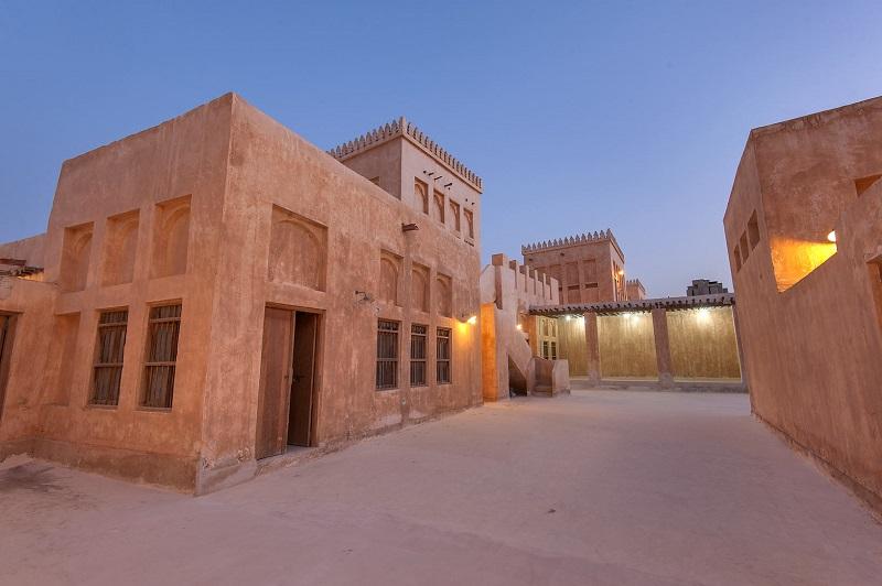 Les maisons traditionnelles d 39 al wakrah for Maison du monde qatar