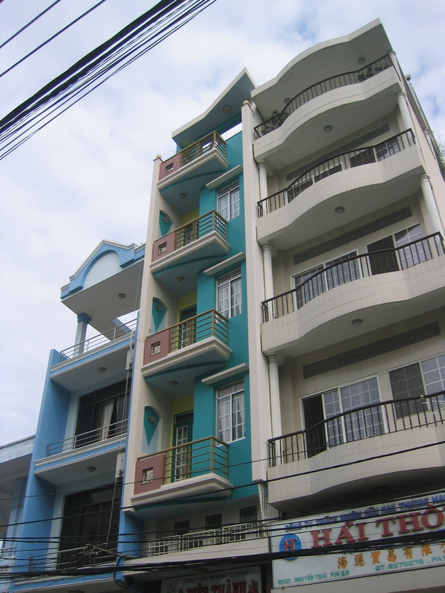 maisons Hô-Chi-Minh-Ville