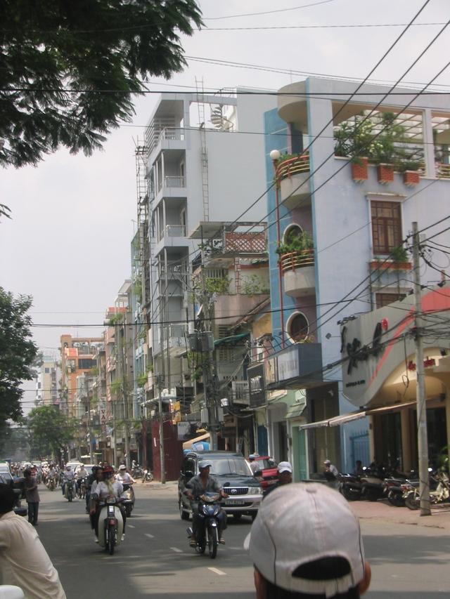 Hô-Chi-Minh-Ville maisons