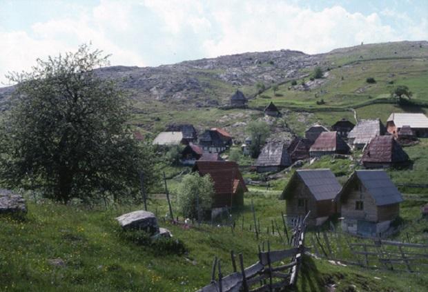 maisons dinariques bosnie