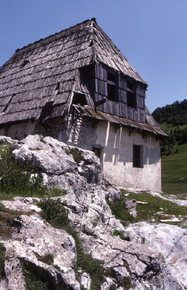 maison dinarique bosnie
