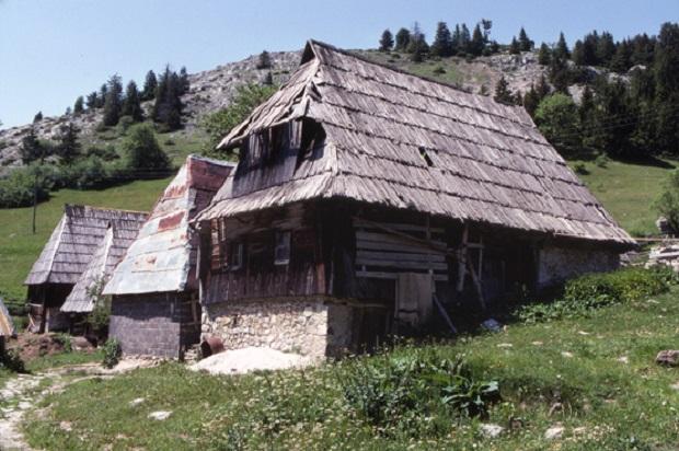maisons dinariques en bosnie