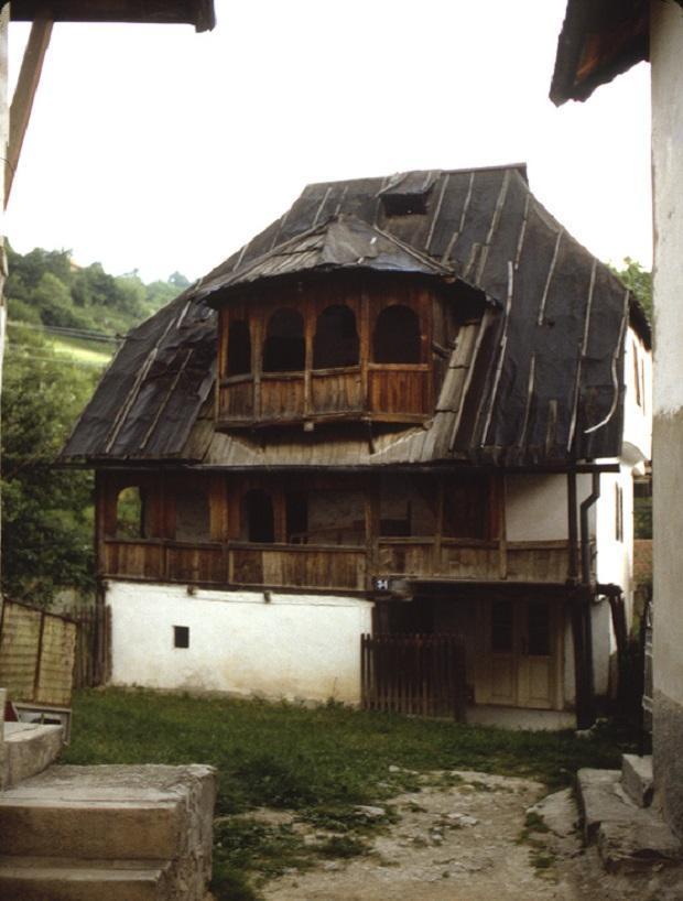 maison dinarique en bosnie