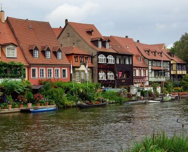 maisons médiévales bamberg