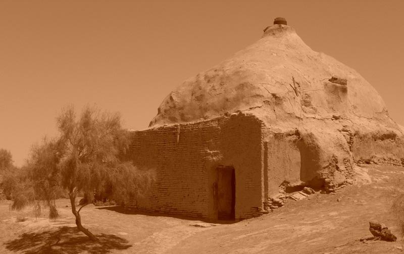 maison rurale turkmenistan