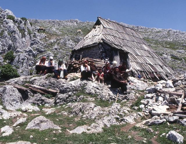 maisons traditionnelles Kramari