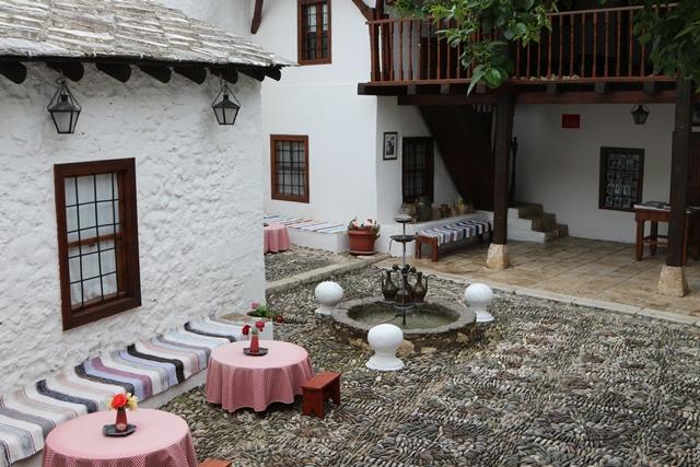 maisons traditionnelles Mostar