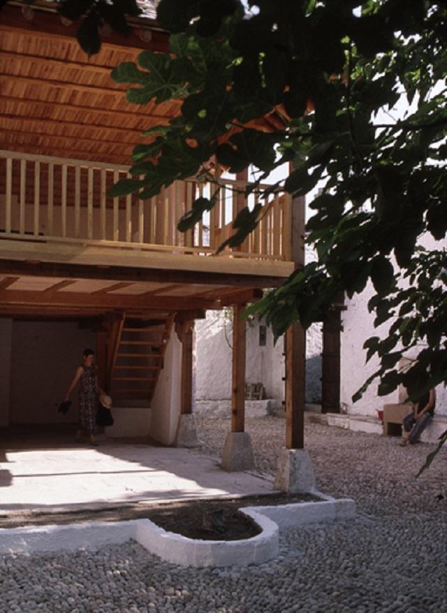 maison traditionnelle mostar