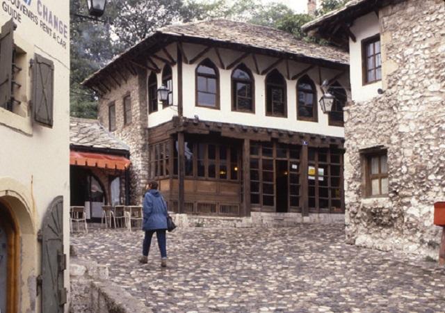 maisons mostar