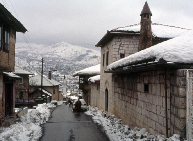 maisons traditionnelles sarajevo
