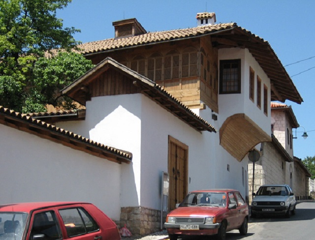 maison traditionnelle sarajevo