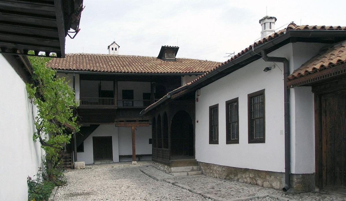 maison traditionnelle a sarajevo