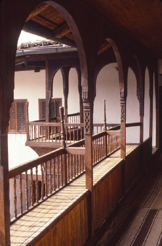 maison bois sarajevo