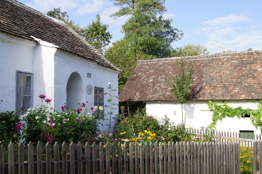 maisons typiques Weinviertel