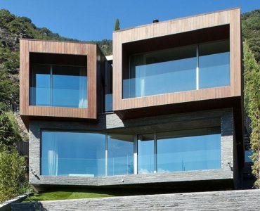 résidence moderne andorre