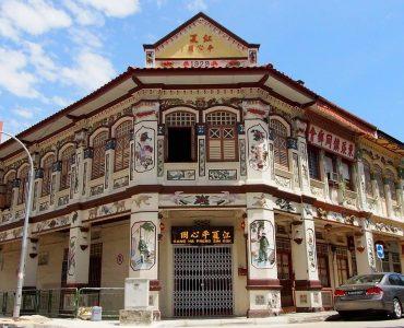 shophouse singapour