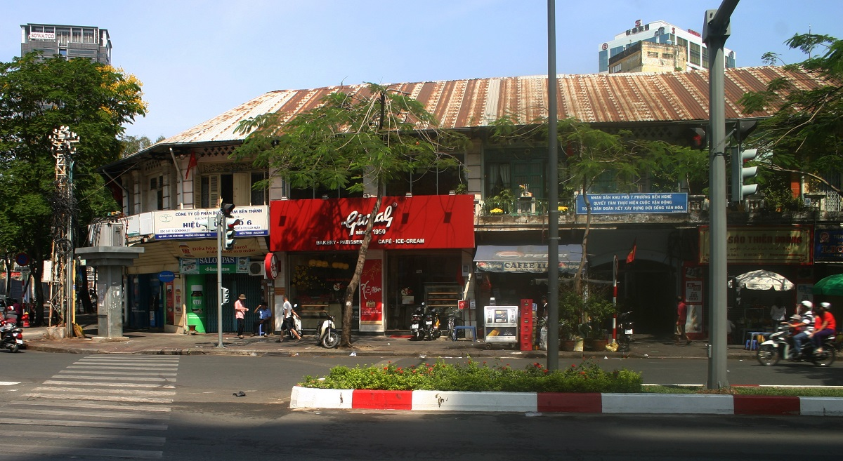 shophouses ho chi minh ville