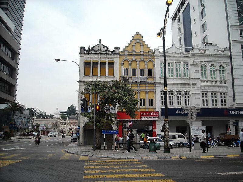 shophouses asie