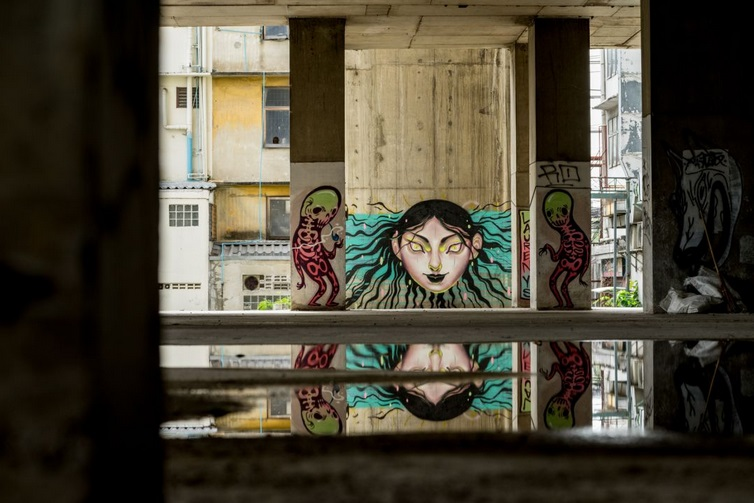 tour abandonnée bangkok
