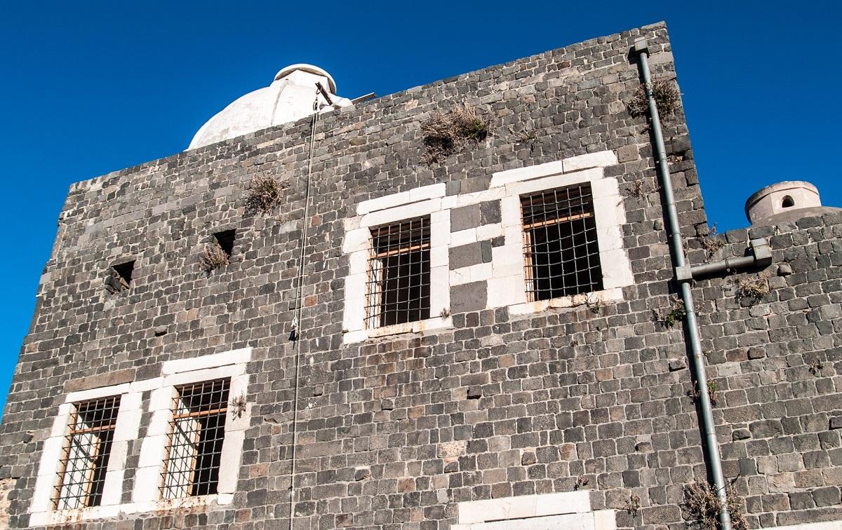 vieille maison homs