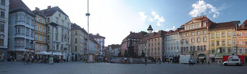 vieille ville de graz