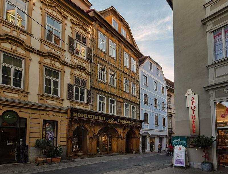vieille ville graz