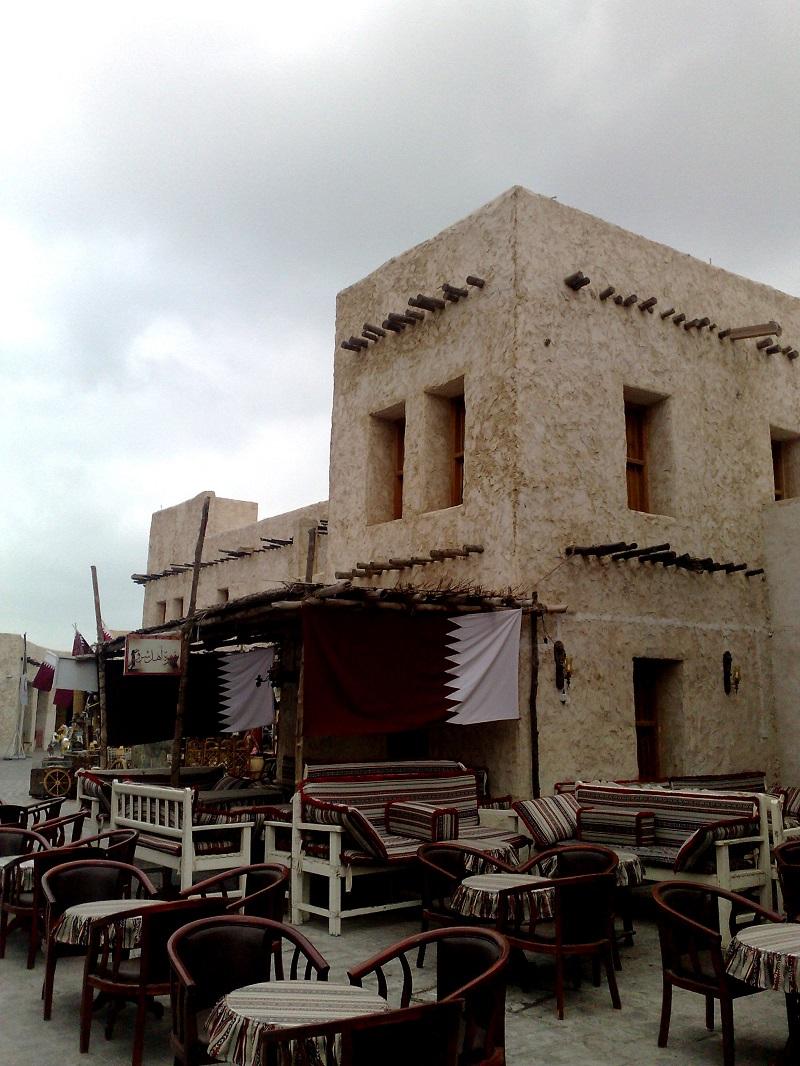 Les maisons du vieux doha for Maison du monde qatar
