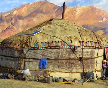 yourte tadjikistan