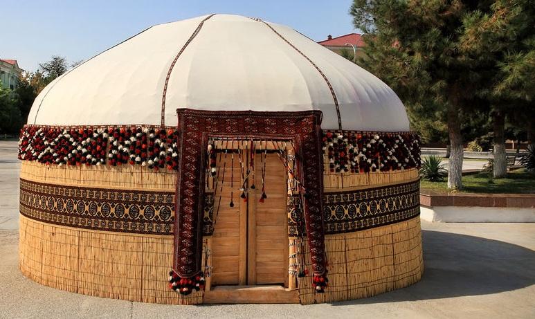 yourte turkmenistan