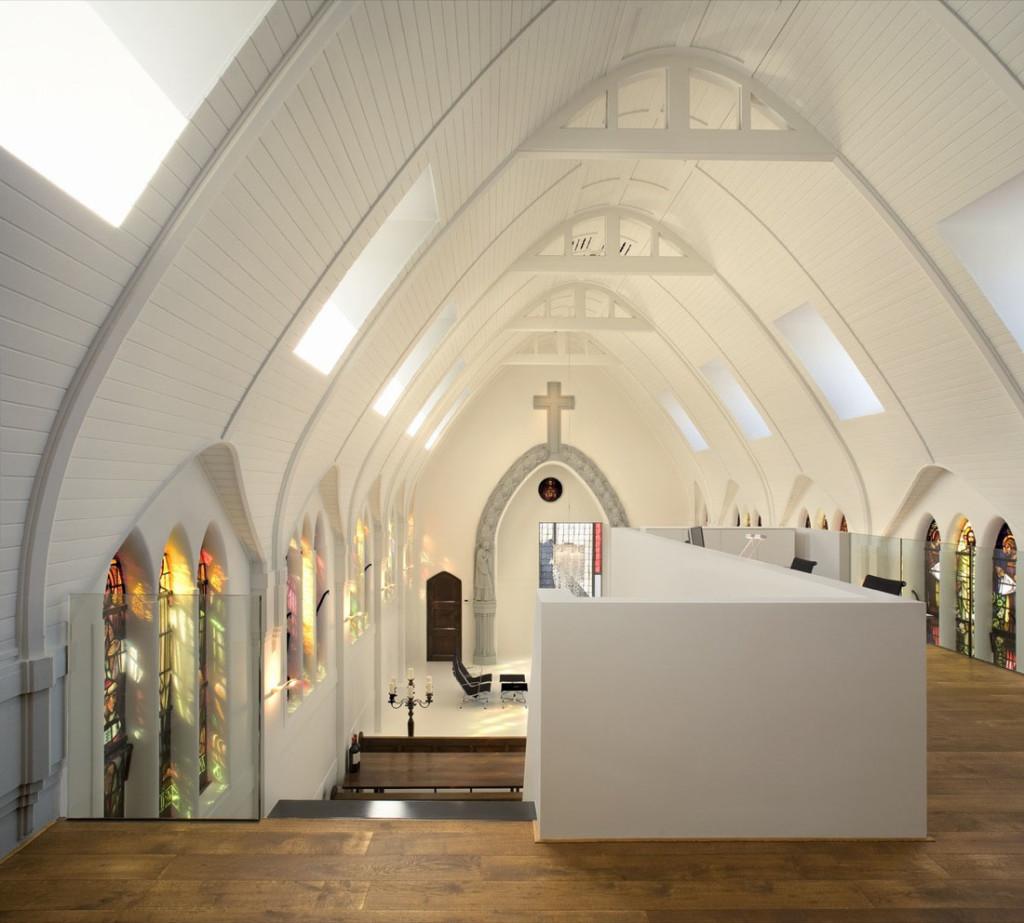 église convertie maison utrecht