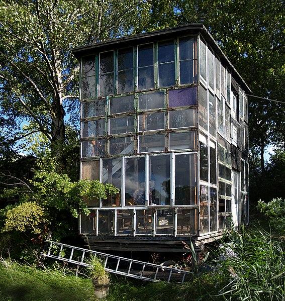 Christiania maison en verre