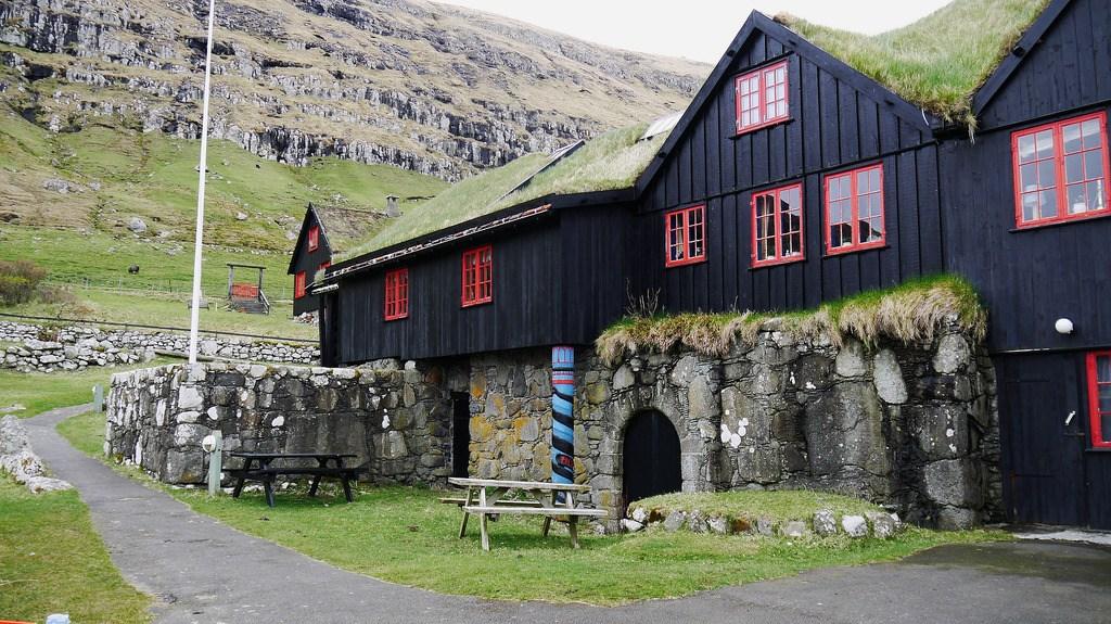 maison Kirkjubøur
