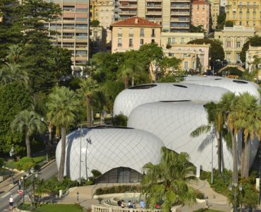 Pavillons Monte Carlo coquillage