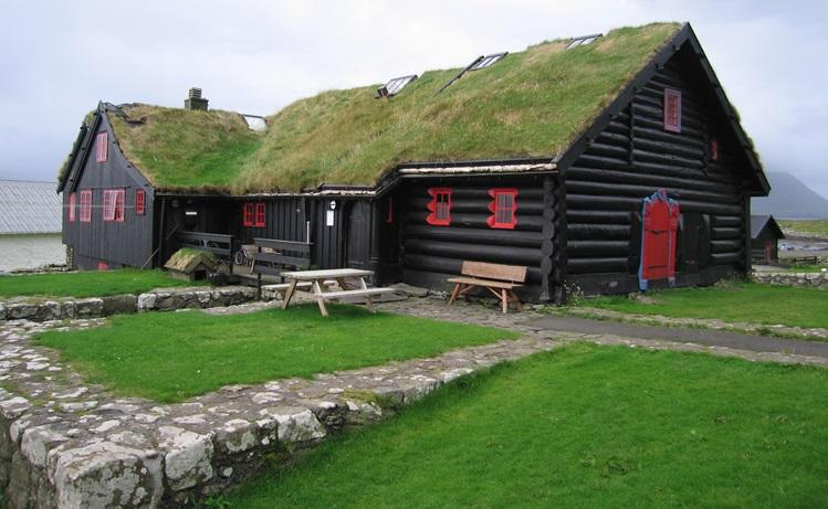 Roykstovan farmhouse