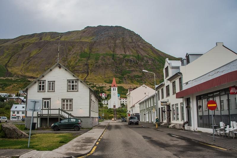 maisons Siglufjörður