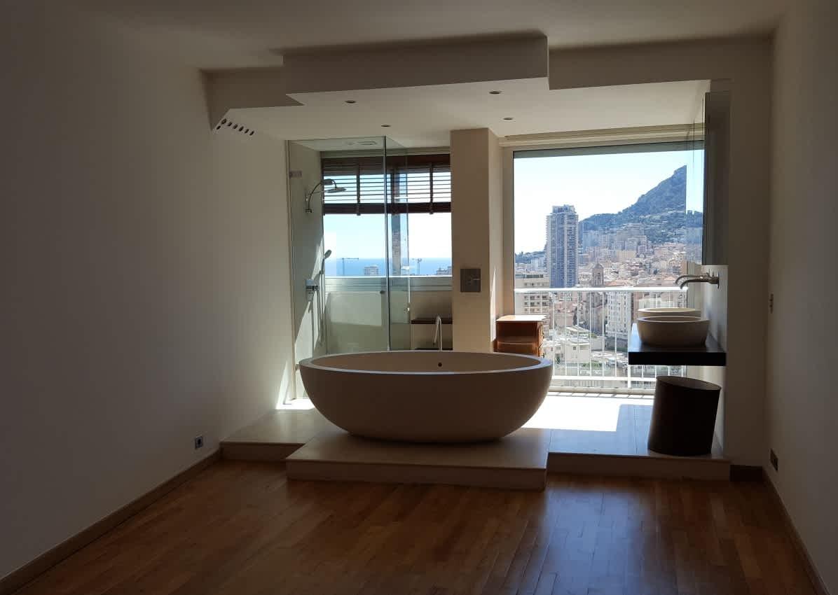appartement moderne monaco. Black Bedroom Furniture Sets. Home Design Ideas