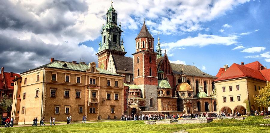 cathédrale wawel cracovie