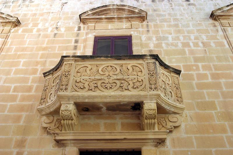 balcon malte