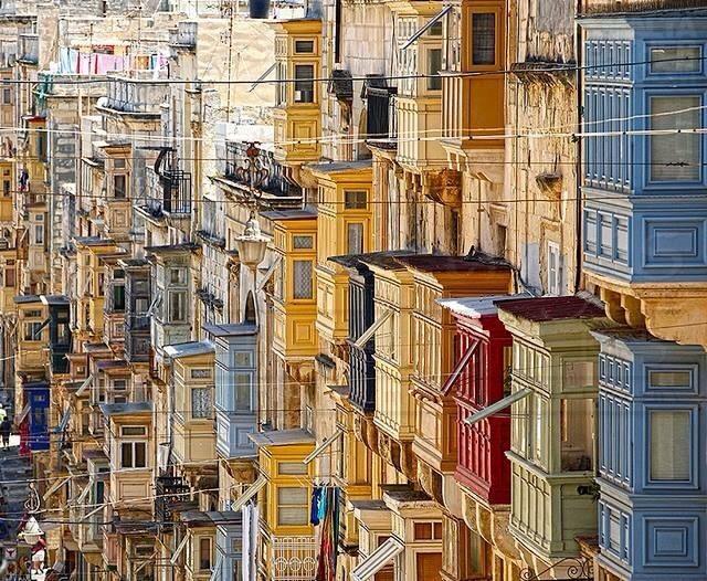 balcons maltais